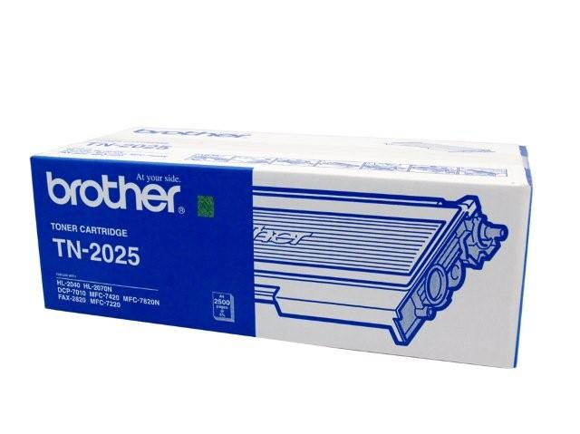 Mực in Brother TN 2025 Black Toner Cartridge (TN 2025)