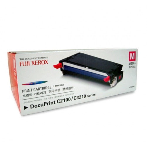 Mực in Fuji Xerox CT350487 Magenta Toner Cartridge (CT350487)