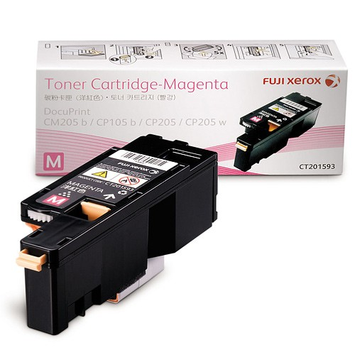 Mực in Xerox DocuPrint CP205, Magenta Toner Cartridge (CT201593)