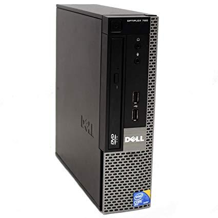 DELL OPTIPLEX  390 SFF I5  (nhập từ hoa kỳ) (case nằm mini)