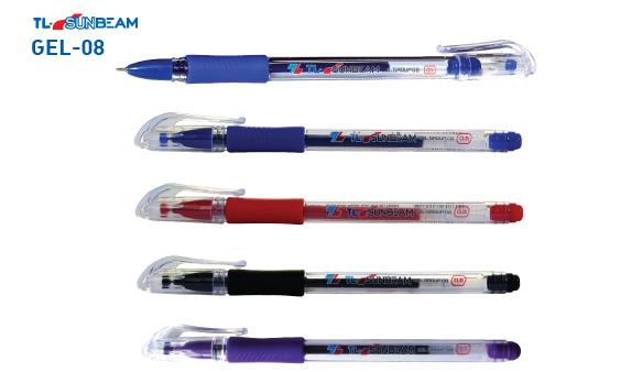 Bút Gen Thiên Long GEL08 Sumbeam