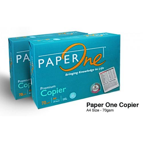 Giấy A4 Paper one định lượng 70gsm