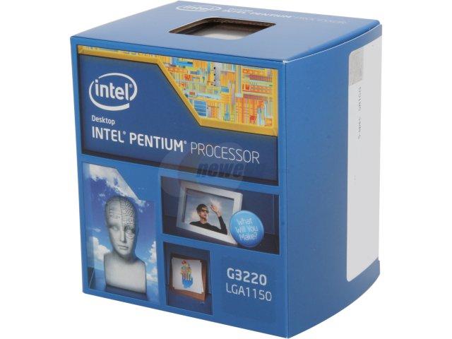 Intel Pentium Processor G3220  (3M Cache, 3.00 GHz)