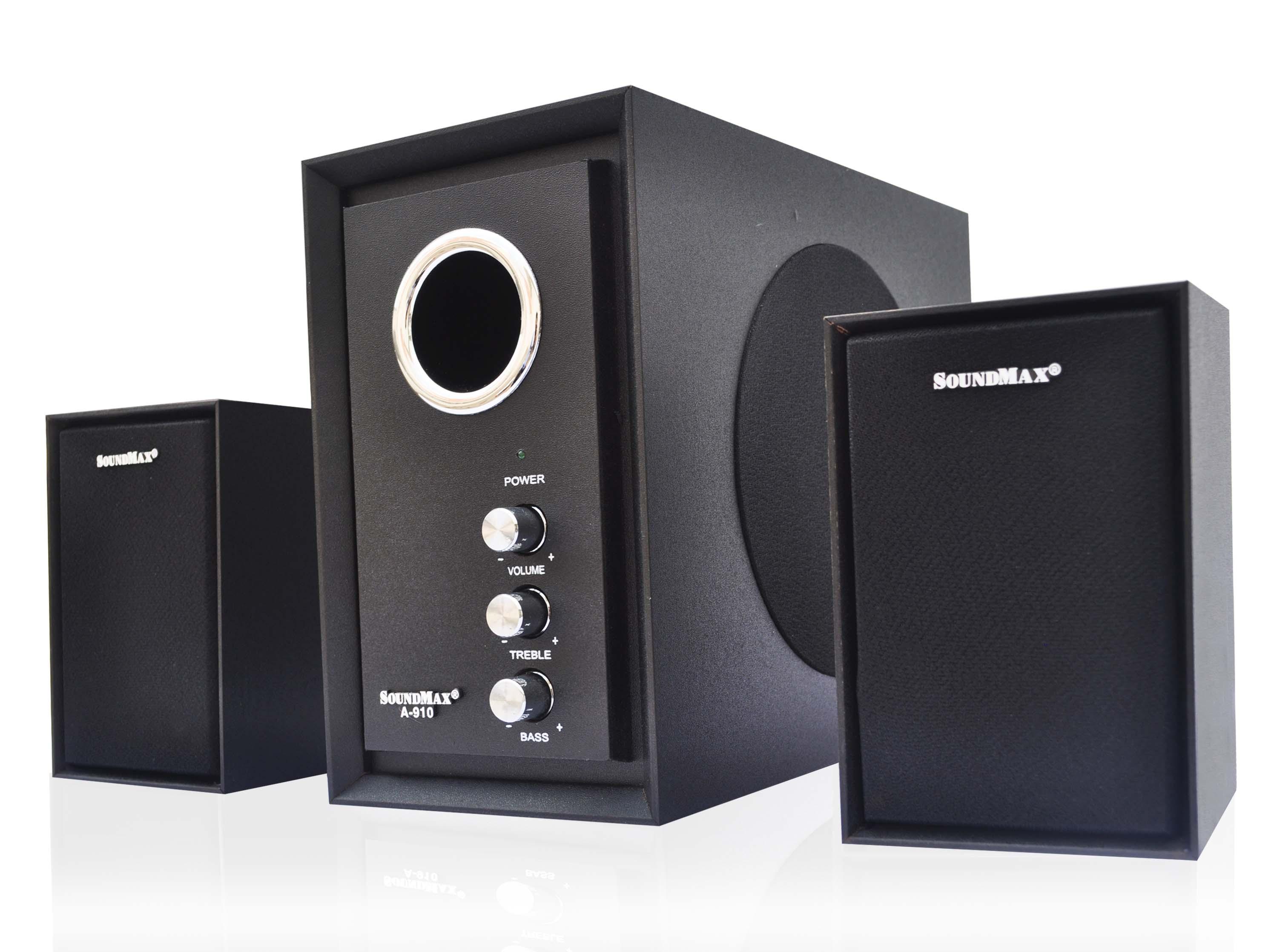 Loa SoundMax A910/2.1