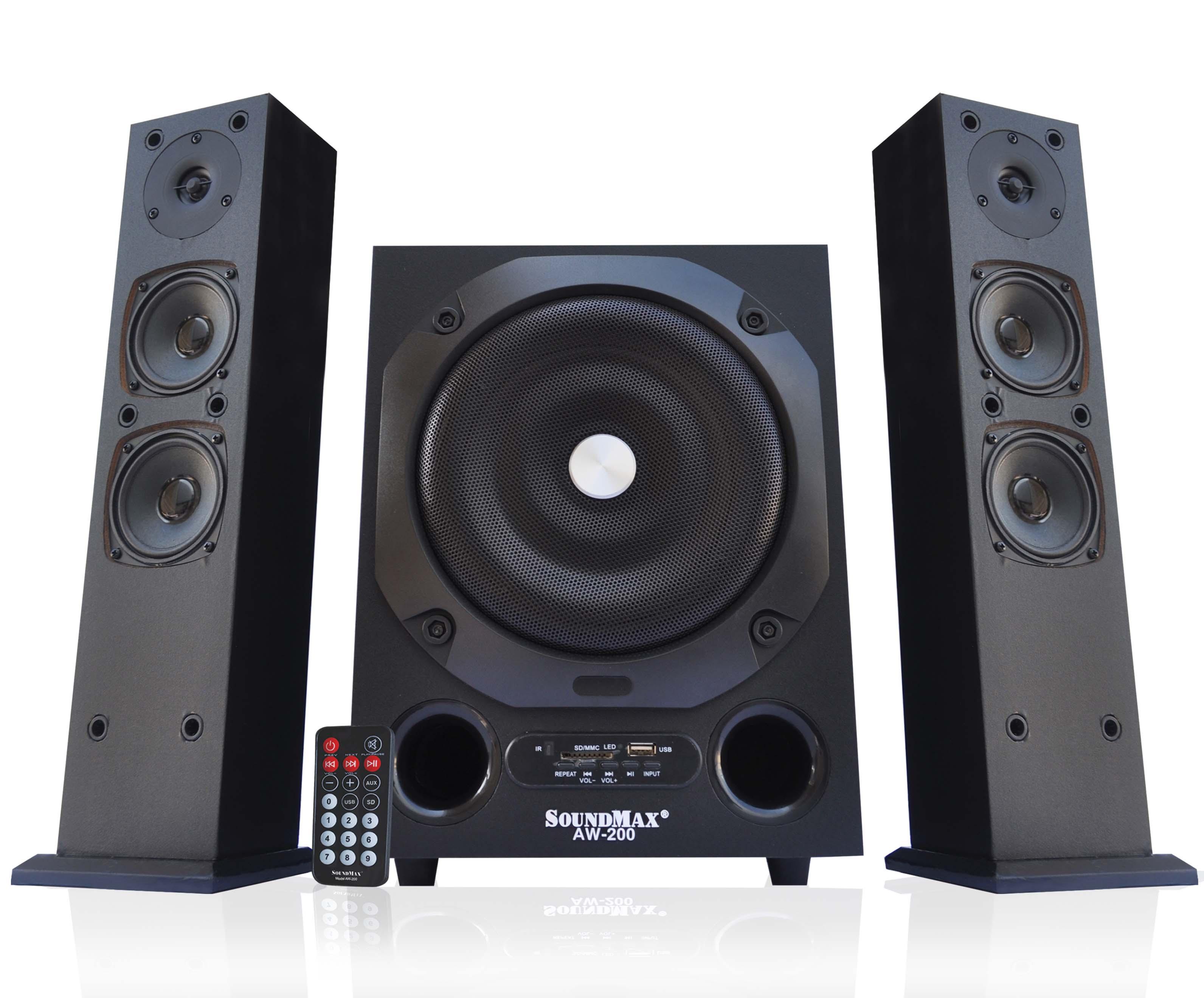 Loa SoundMax AW200/2.1