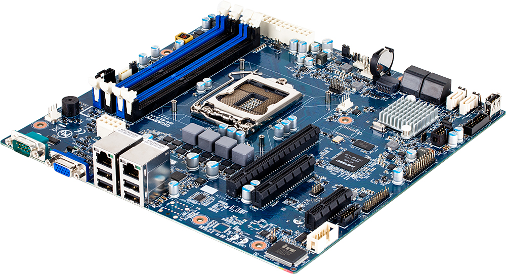 Main Server Gigabyte GA-6LASL, Socket 1150 (GA-6LASL)