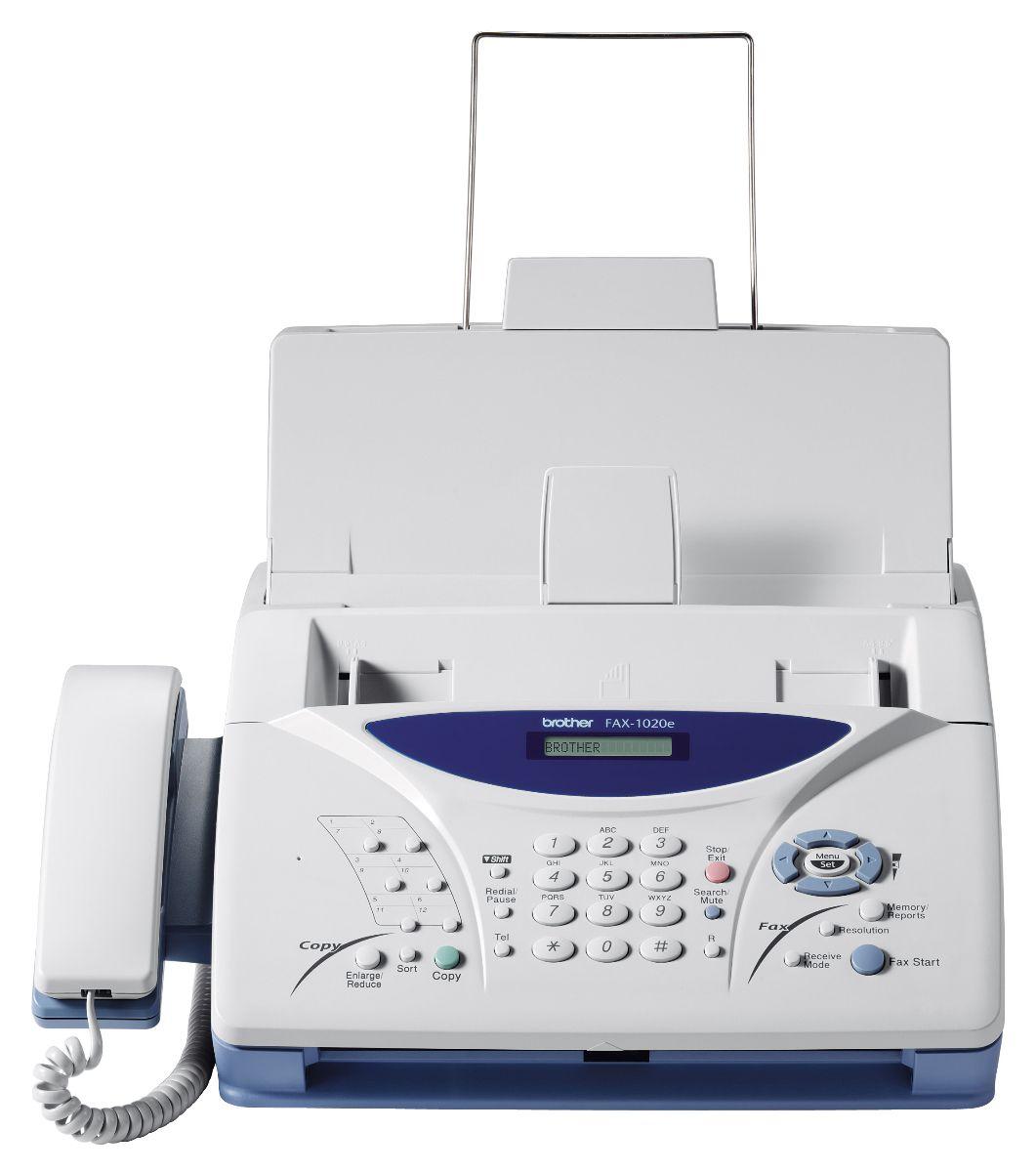Máy Fax Brother 1020e (Fax film)