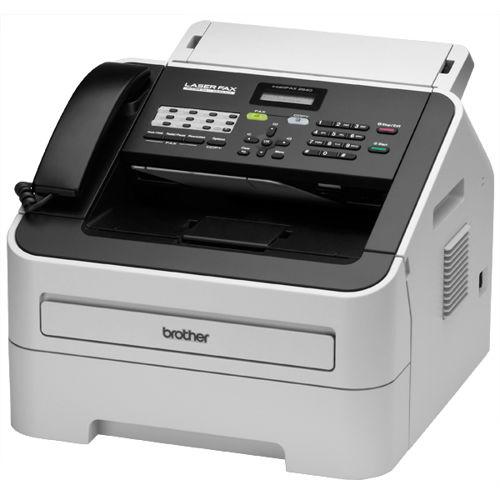 Máy Fax Brother 2840, Laser trắng đen