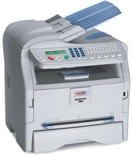 Máy Fax Ricoh 1140L Laser trắng đen