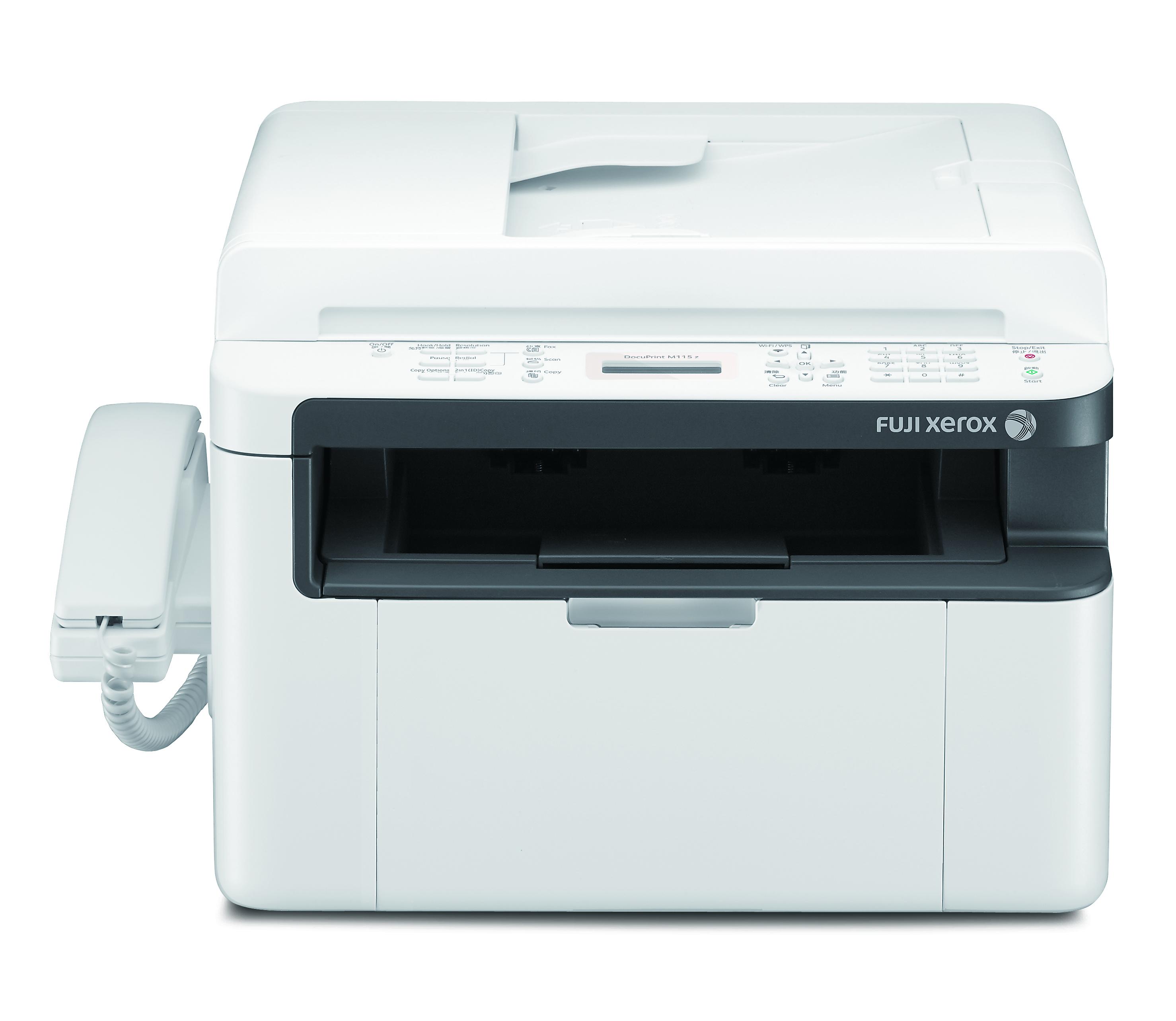 Máy in đa năng Laser trắng đen Fuji Xerox DocuPrint M115z