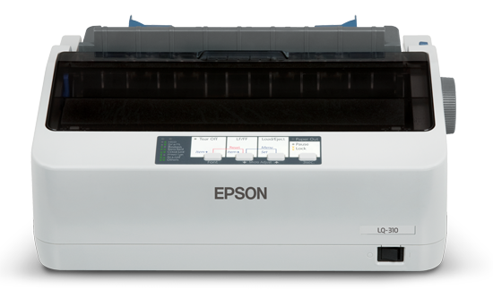 Máy in Epson LQ 310,  in kim, 24 kim - CHÍNH HÃNG