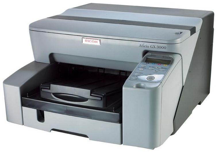 Máy in Ricoh Aficio GX3050 GelSprinter Color Printer