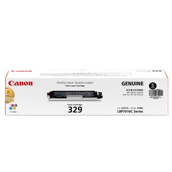 Mực in Canon 329 Black Toner Cartridge
