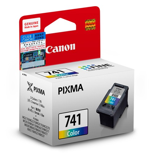 Mực in Canon CL 741 Color Ink Cartridge