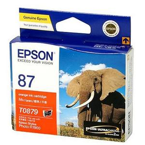 Mực in Epson 87 UltraChrome Hi-Gloss2 - Orange Cartridge (T087990)