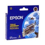 Mực in Epson T0542 - UltraChrome Hi-Gloss - Cyan Ink Cartridge