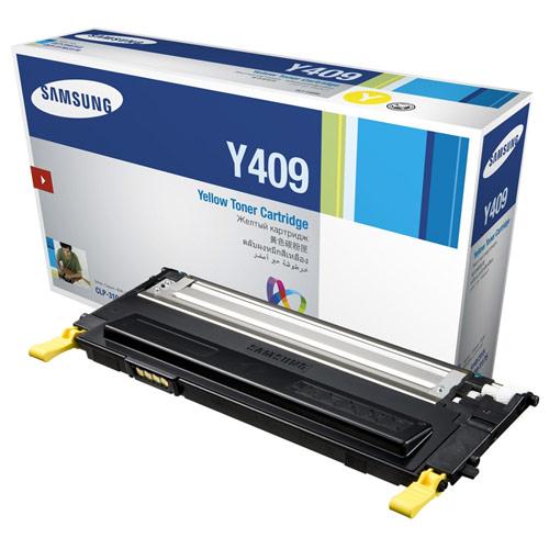 Mực in Samsung CLT Y409S Yellow Toner Cartridge