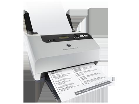 Scan HP Scanjet Enterprise 7000 s2 Sheet feed Scanner (L2730B)