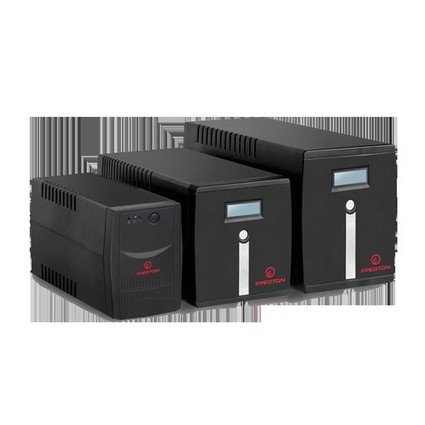 UPS 800VA/480w Fredton Line Interactive F56VT-800