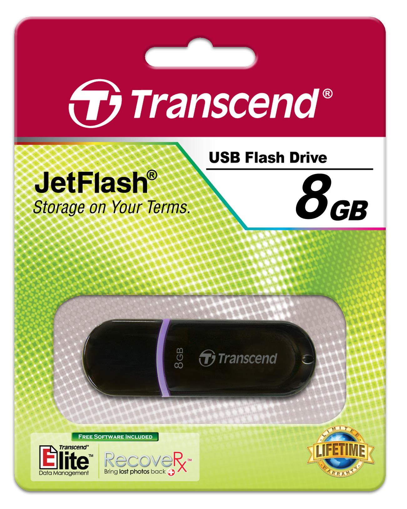 USB 8GB Transcend JetFlash 300 (TS8GJF300)